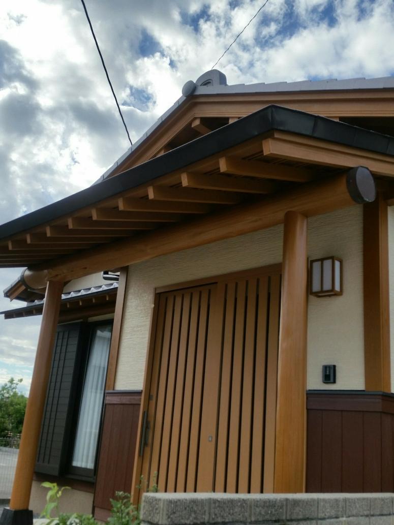 福岡県柳川市大和町中島M様邸 外壁塗装工事