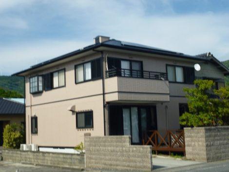 山口県熊毛郡平生町佐賀Y様邸 外壁屋根塗装工事