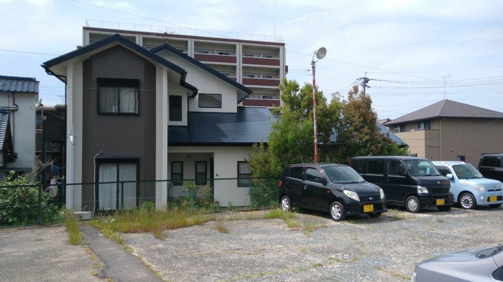 福岡県北九州市門司区大里本町T様邸 外壁屋根塗装工事